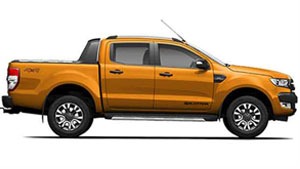 Ford Ranger, Ford Laus