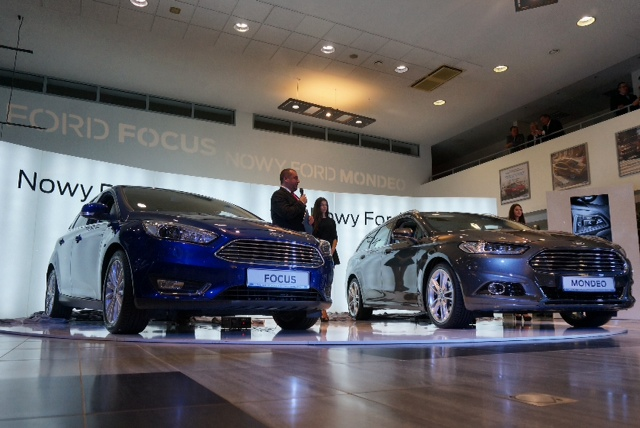 Nowe Mondeo i Nowy Focus przedpremierowo!