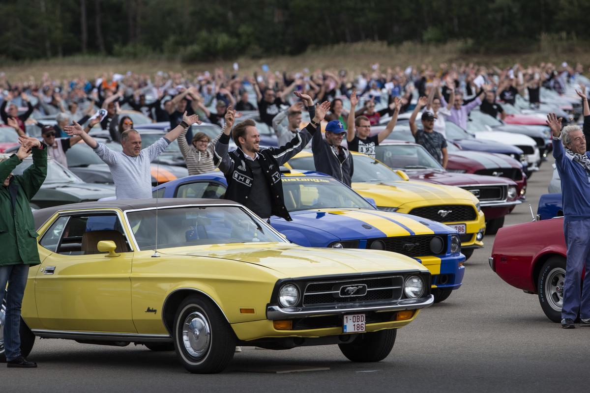 Ford ustanawia nowy rekord świata