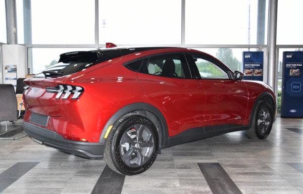 Ford Mustang Mach-E (Rad Motors 5)