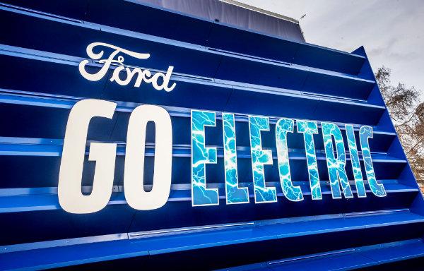 Ford samochody elektryczne