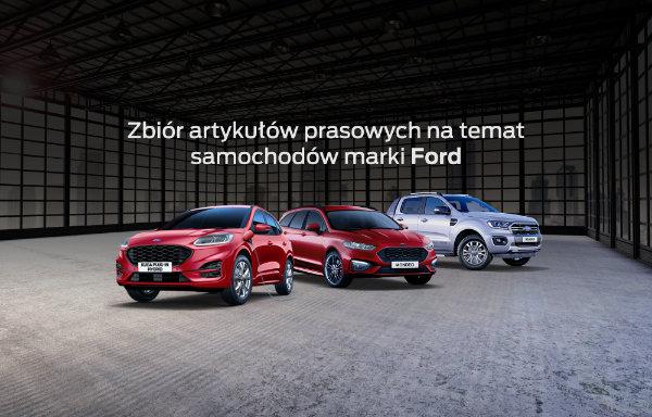 Samochody Ford