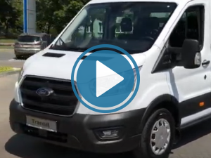 Ford Transit Trend Skrzynia