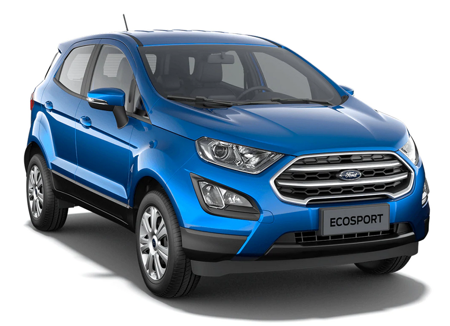 Ford Ecosport Connected