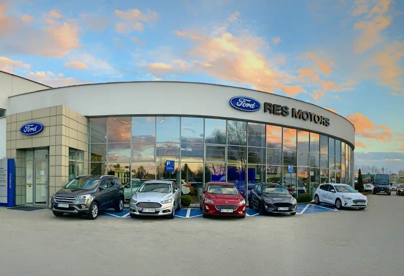 Ford Bemo Motors Rzeszów