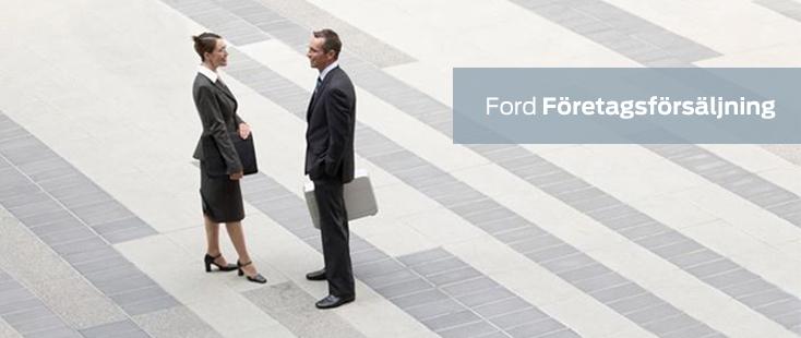 Ford Företag ger dig och ditt företag olika möjligheter till att anskaffa ett nyttofordon