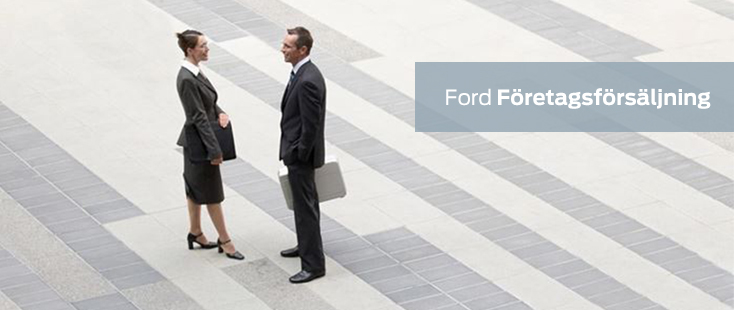 Ford Försäljning till företag