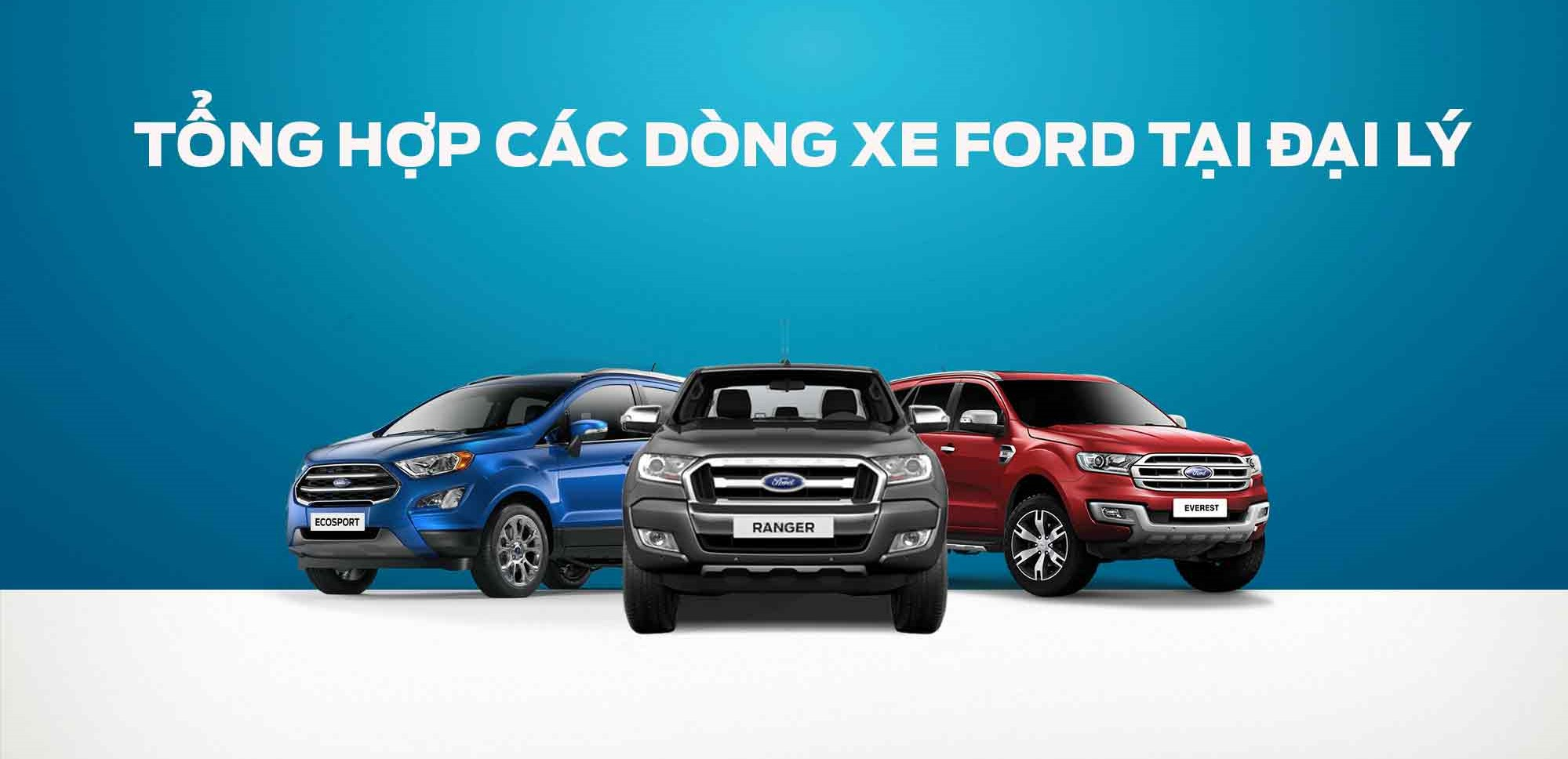 Xe Ford tại City Ford