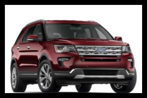 Ford Explorer Mới 2018
