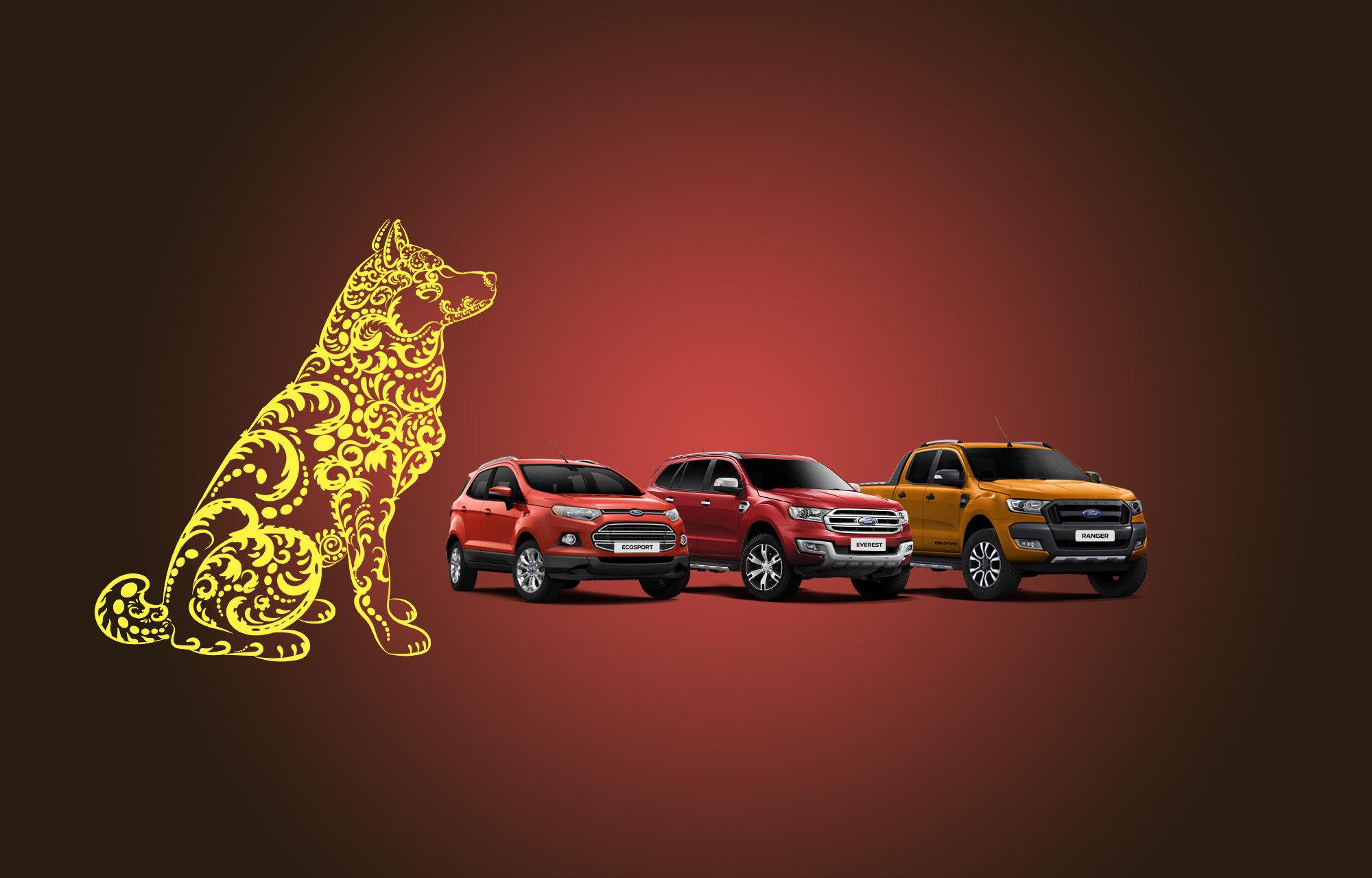 Ford: Những chiếc xe được chế tạo đáng tin cậy và bền bỉ