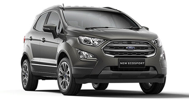 Ford Ecosport 1.0 Titanium M